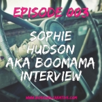 Boss Girl Creative Podcast Episode 003 - Interview with Sophie Hudson aka BooMama