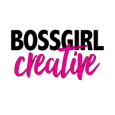 Boss Girl Creative Logo