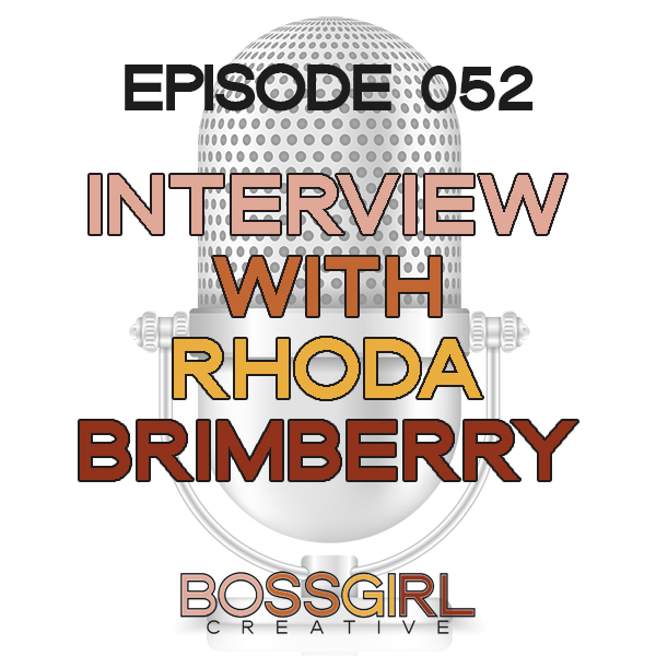 EPISODE 052 - INTERVIEW WITH RHODA BRIMBERRY (LOOT VINTAGE RENTALS)