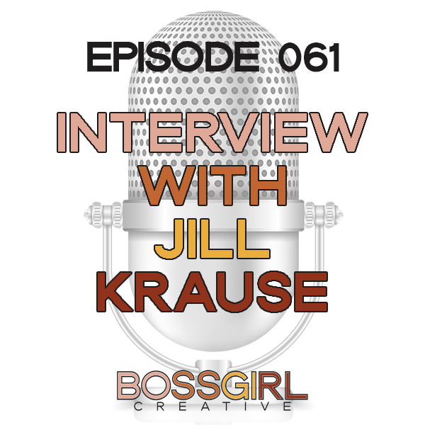 EPISODE 061 - INTERVIEW WITH JILL KRAUSE (BABY RABIES)