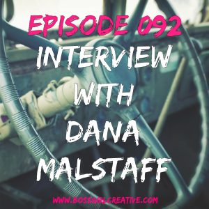Interview with Dana Malstaff of Boss Mom
