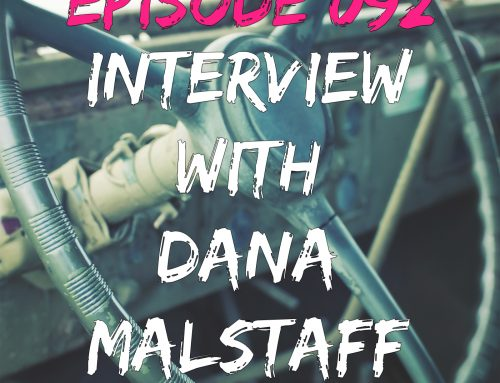 EPISODE 092 – INTERVIEW WITH DANA MALSTAFF OF BOSS MOM