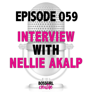 EPISODE 059 - INTERVIEW WITH NELLIE AKALP (CORPNET.COM)