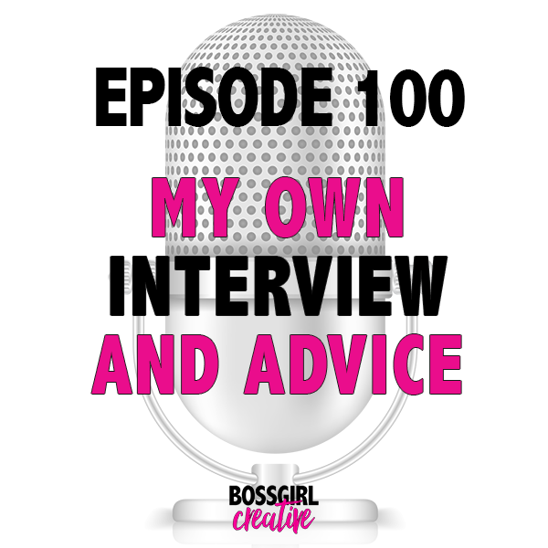 EPISODE 100 - BLOGGING TIPS & CELEBRATING 100