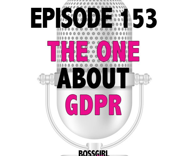 The One About GDPR: what is GDPR? why does it matter to US citizens? what do we have to do to be compliant with GDPR?