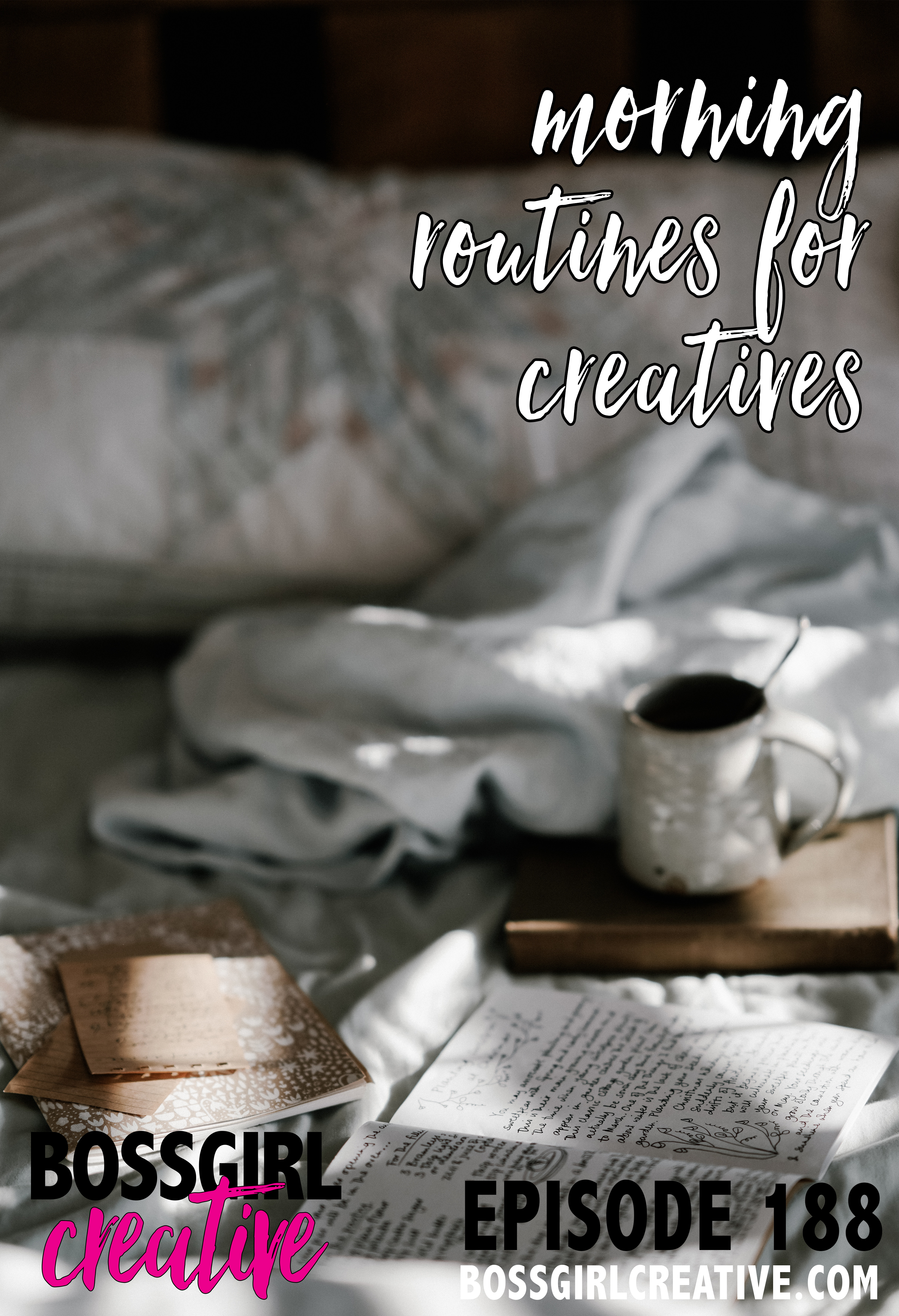 Looking to uplevel your life and business? It all starts with your morning routine. Take a listen to Episode 188 as I share my morning routine & tips to creating yours.