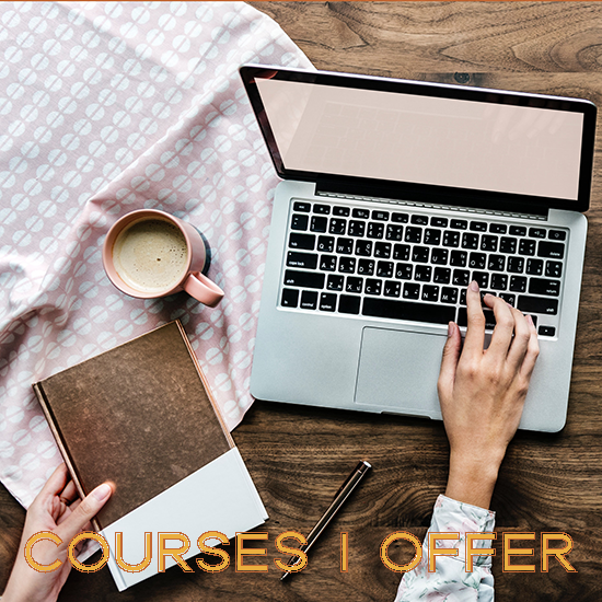 COURSES I OFFER